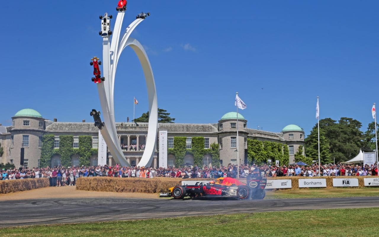 Festival Of Speed >> Goodwood Festival Of Speed 4th 7th July 2019 The Merry Harriers